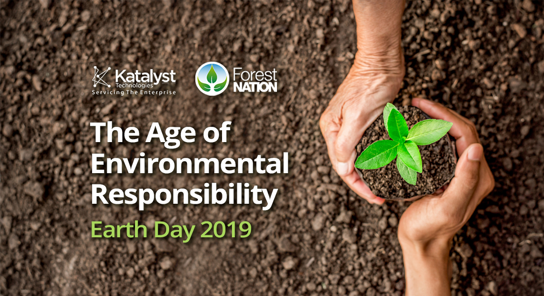 Embodying Environmental Responsibility on Earth Day