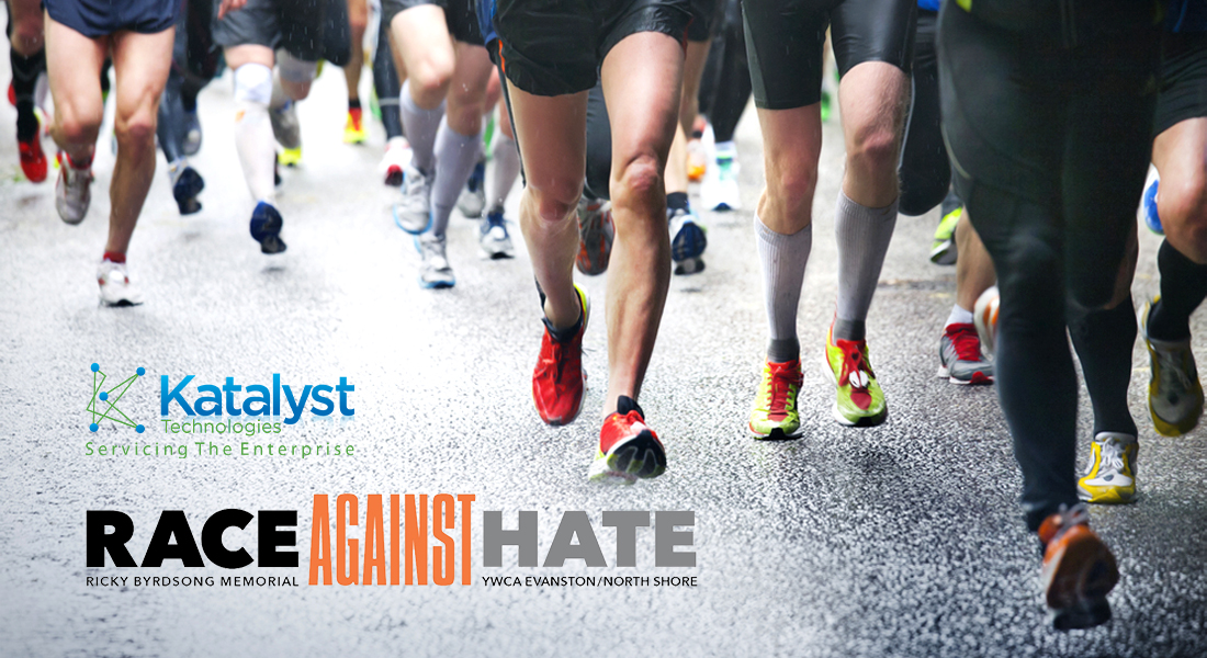 Katalyst Sponsors and Participates in the 20th Annual Rick Byrdsong Memorial Race Against Hate