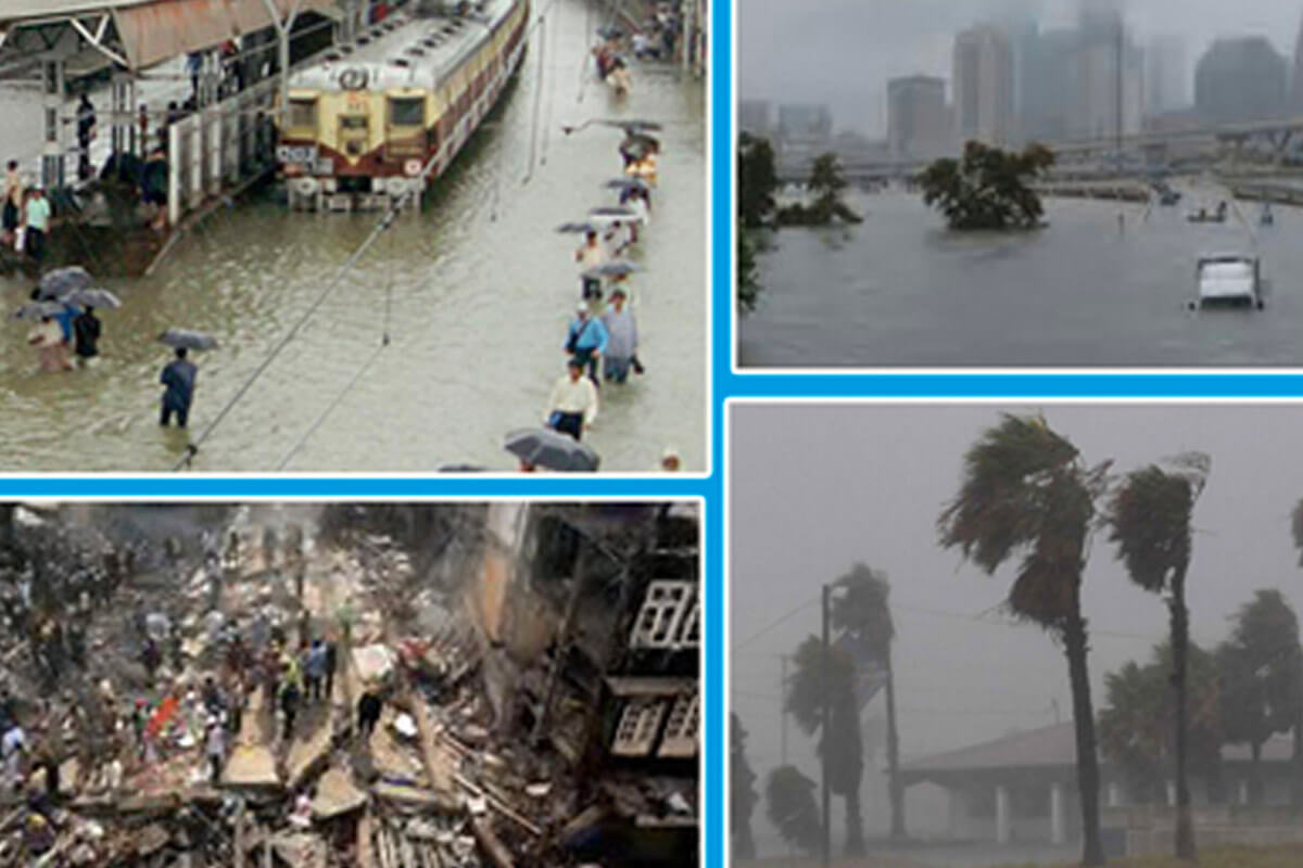 Hurricane Harvey and Mumbai Torrential Rains- Relief Efforts: Katalyst making a difference